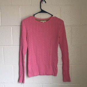 Light Pink Merona Sweater